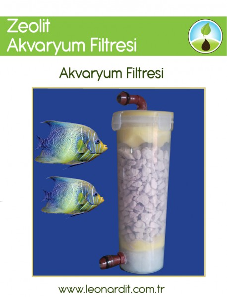 Zeolit Akvaryum Havuz ve Su Filtresi 25 Kg