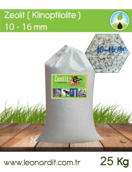 Zeolit ( Klinoptilolite ) 10 - 16 mm - 25 Kg