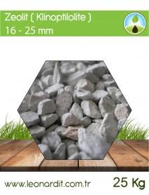 Zeolit ( Klinoptilolite ) 16 - 25 mm - 25 Kg