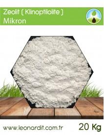 Zeolit ( Klinoptilolite ) Mikron - 20 Kg